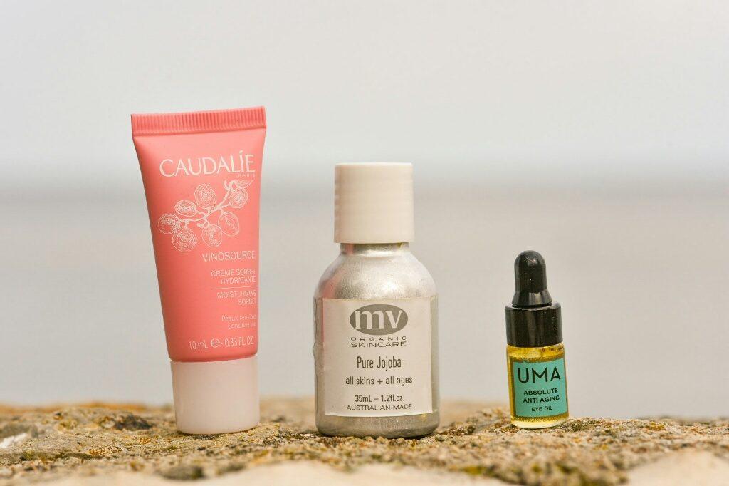 Hidratantna nega za obraz in hranilno olje